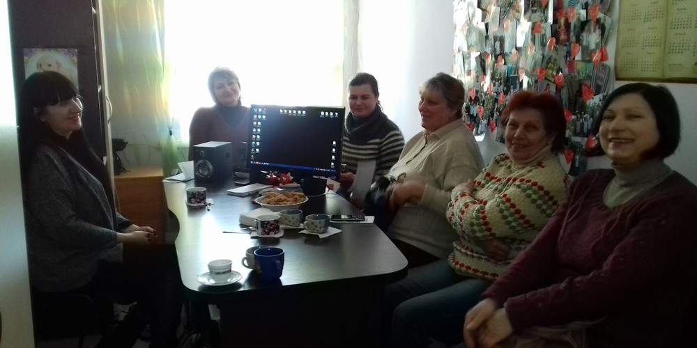 На Бериславщені відбулася зустріч групи самодопомоги