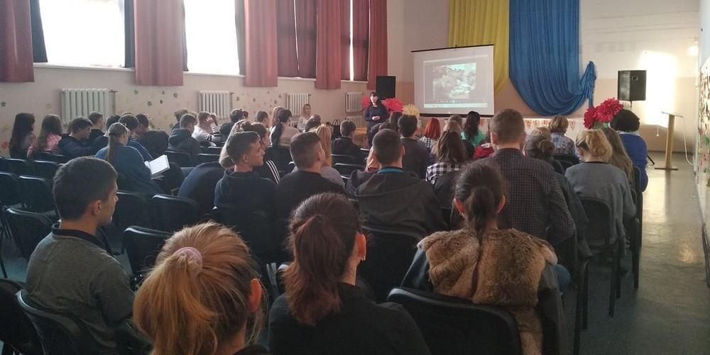 Семінар на тему «Порушення прав дітей: експлуатація та торгівля»