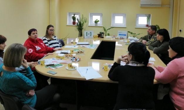 Зустріч групи самодопомоги