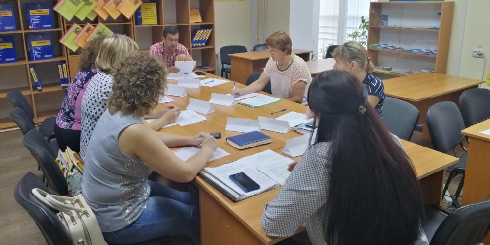 На Бериславщині обговорили питання профілактики ВІЛ-інфекції/СНІДу та туберкульозу.