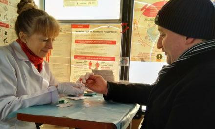 У Херсоні відбулася  акція до Всесвітнього дня боротьби зі СНІДом
